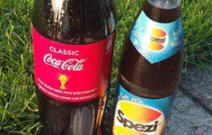 Cola, Spezi, Zucker